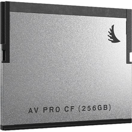 ANGELBIRD 256GB AV PRO CF CFAST 2.0 MEMORY CARD 550/450 MB/S AVP256CF