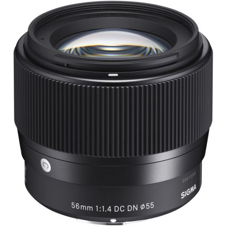 SIGMA 56MM F/1.4 DC DN CONTEMPORARY LENS FOR SONY E