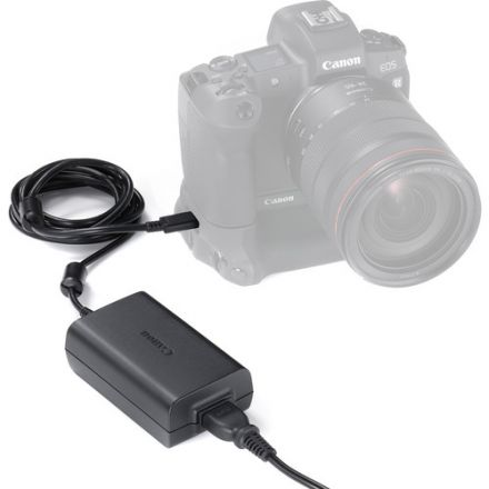 CANON PD-E1 USB POWER ADAPTER FOR EOS-R CAMERA