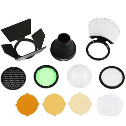 GODOX AK-R1 AD200 ROUND FLASH HEAD ACCESSORIES