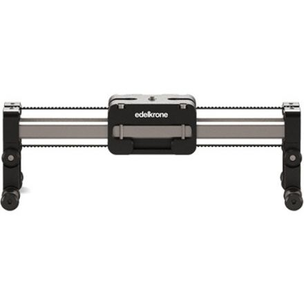 EDELKRONE SLIDERPLUS COMPACT ULTRA PORTABLE CAMERA SLIDER WITH MOVING RAILS