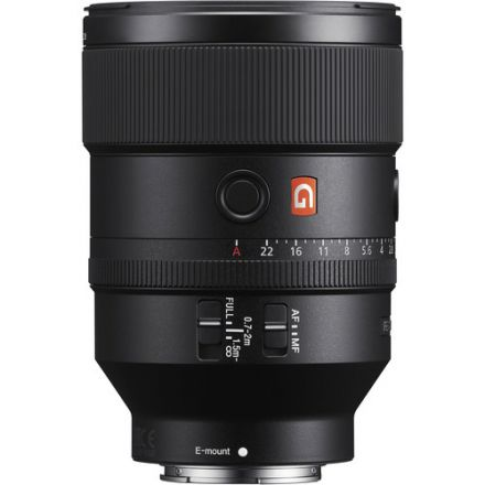 SONY SEL135F18GM FE 135MM F/1.8 GM LENS