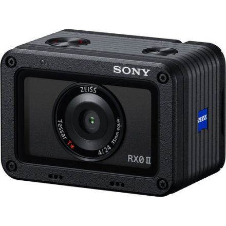 SONY DSC-RX0 II KIT 4K ACTION CAMERA
