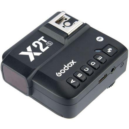 GODOX X2T-S TTL WIRELESS FLASH TRIGGER FOR SONY 2.4 GHZ