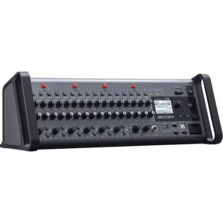ZOOM L-20R LIVETRAK 20-CHANNEL DIGITAL MIXER-RECORDER FOR STAGE USE