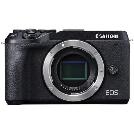 CANON EOS M6 MARK II MIRRORLESS DIGITAL CAMERA (BODY ONLY)