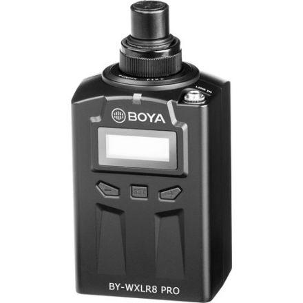 "BOYA BY-WXLR8 PRO XLR TRANSMITTER FOR BY-WM8 PRO SYSTEM"""