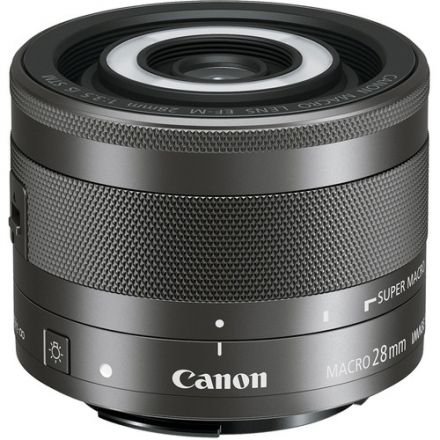 CANON LENS EF-M 28MM F/3.5 MACRO IS STM