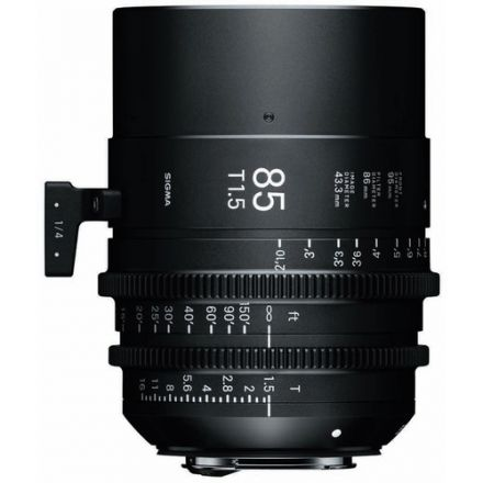 SIGMA CINE LENS 85MM T1.5 FF F/CE (METRIC)