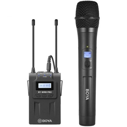 BOYA BY-WM8 PRO-K3 UHF WIRELESS SYSTEM