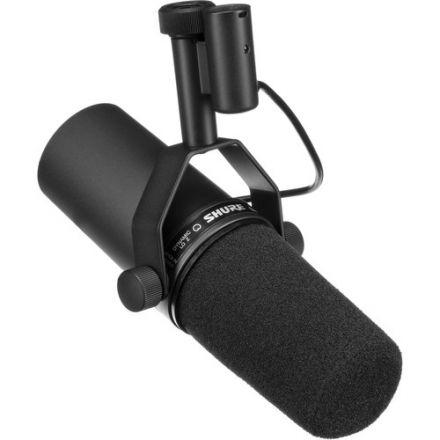 SHURE SM7B DYNAMIC STUDIO VOCAL MICROPHONE