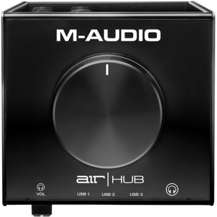 M-AUDIO AIRXHUBXEU USB PLAYBACK INTERFACE WITH BUILT-IN HUB