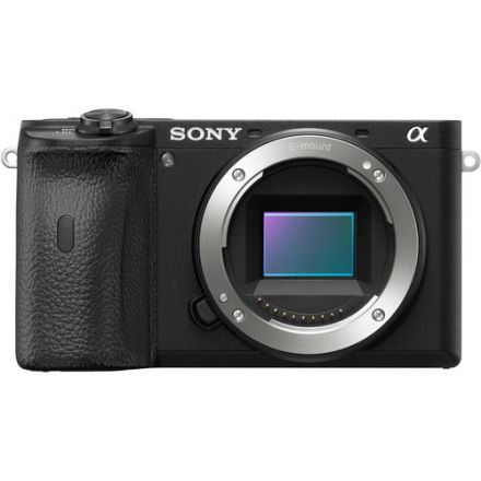 SONY ALPHA A6600 MIRRORLESS CAMERA (BODY ONLY)