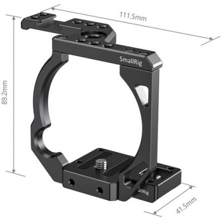 SMALLRIG APT2671 TOP & BOTTOM PLATE KIT FOR SIGMA FP CAMERA