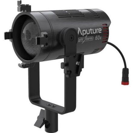 APUTURE LIGHT STORM LS 60X WITH APUTURE SPOTLIGHT MINI ZOOM AND VALIDO C-STAND BUNDLE OFFER