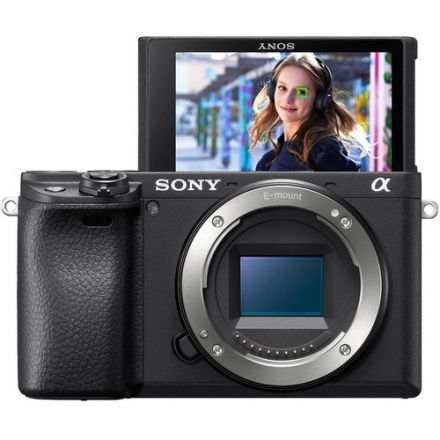 SONY ALPHA A6400 MIRRORLESS CAMERA (BODY ONLY)