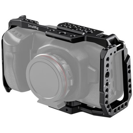 SMALLRIG 2203B CAGE FOR BLACKMAGIC DESIGN POCKET CINEMA CAMERA 4K & 6K