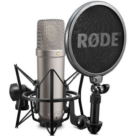 RODE NT1-A CARDIOID WITH BOYA BY-BA30 BUNDLE OFFER