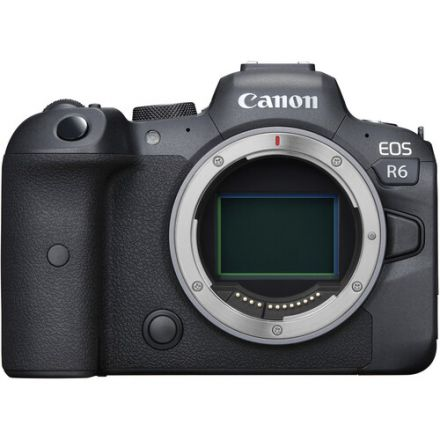 CANON EOS R6 WITH CANON RF 24-105MM BUNDLE OFFER