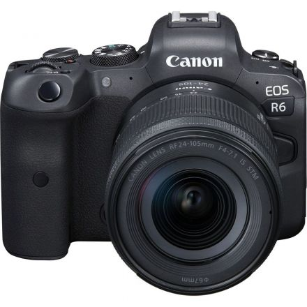 CANON EOS R6 CAMERA WITH 24-105MM AND GODOX V1-C TTL BUNDLE OFFER