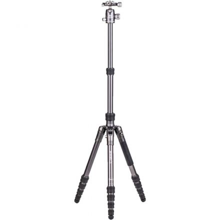 "BENRO FBAT15AVX20 BAT ONE SERIES ALUMINUM TRAVEL TRIPOD WITH VX20 BALL HEAD (65.2"")"