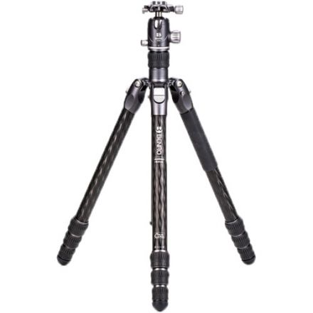 BENRO FRHN34CVX30 RHINO CARBON FIBER ONE SERIES TRAVEL TRIPOD WITH VX30 HEAD