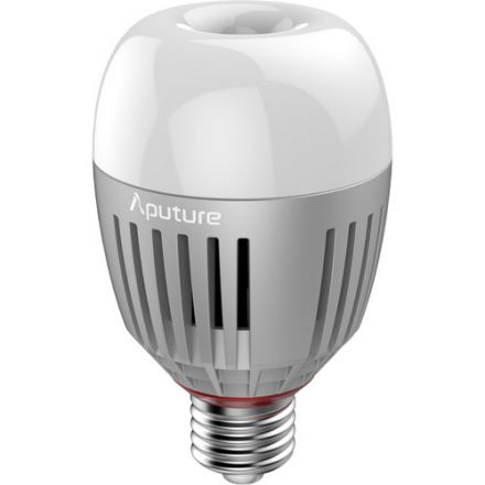 APUTURE ACCENT B7C 7W RGBWW LED SMART LIGHT BULB 2000K-10000K