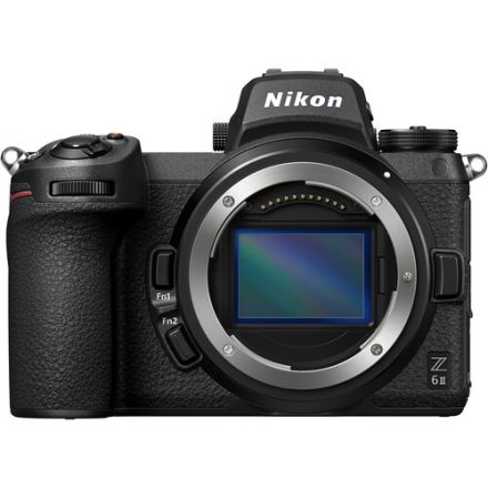 NIKON Z6 II MIRRORLESS DIGITAL CAMERA (BODY ONLY)