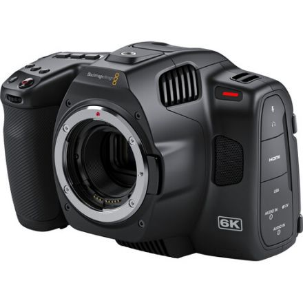 BLACKMAGIC CINECAMPOCHDEF6KPRO POCKET CINEMA CAMERA 6K PRO