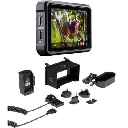 ATOMOS ATOMNJVP01 NINJA V PRO KIT 5'' 4KP60 HDR MONITOR RECORDER HDMI & SDI