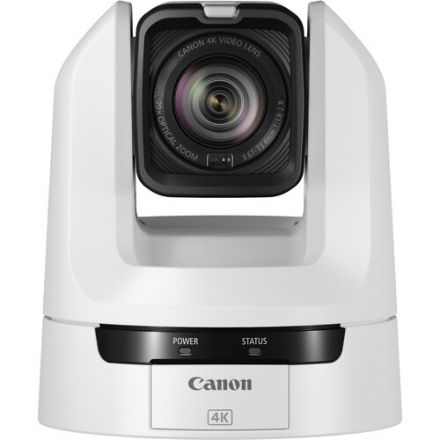 CANON CR-N300 4K NDI PTZ CAMERA 20X ZOOM (WHITE)