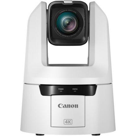 CANON CR-N500 PROFESSIONAL 4K NDI PTZ CAMERA 15X ZOOM (WHITE)