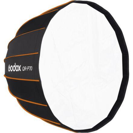 """GODOX QR-P70 QUICK-RELEASE PARABOLIC SOFTBOX (27.6"""")"""