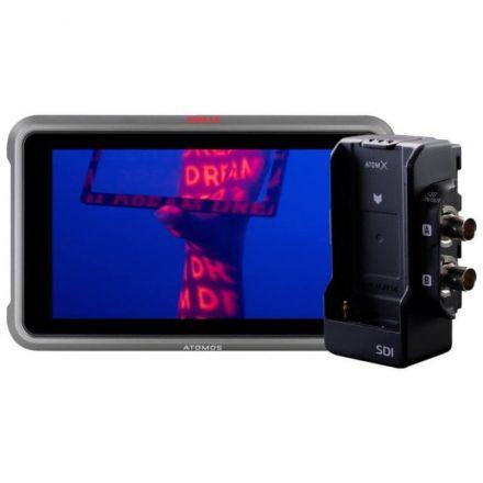 ATOMOS ATOMNJVPL2 NINJA V+ 8K HDMI/SDI MONITOR/RECORDER PRO KIT