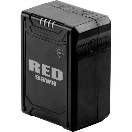 RED 740-0053 DIGITAL CINEMA REDVOLT MICRO-V BATTERY (98WH)