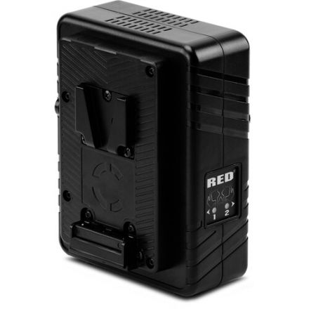 RED 740-0054 DIGITAL CINEMA COMPACT DUAL V-MOUNT BATTERY CHARGER