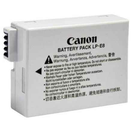 CANON SLR BATTERY LP-E8 CLASS A