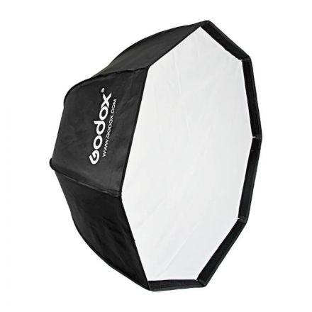 GODOX SB-UE OCTA 120CM OCTA UMBRELLA SOFTBOX WITH GRID BOWENS MOUNT 120 CM