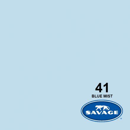 SAVAGE 41-1253 WIDETONE SEAMLESS BACKGROUND PAPER BLUEMIST (A2 1.35M X 11M)
