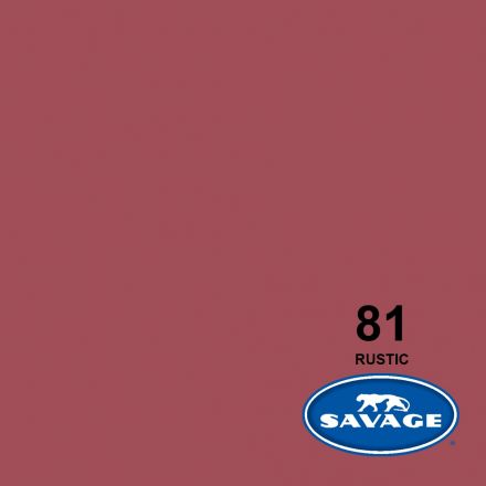 SAVAGE 81-12 WIDETONE SEAMLESS BACKGROUND PAPER RUSTIC (A1 2.72M X 11M)