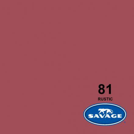 SAVAGE 81-1253 WIDETONE SEAMLESS BACKGROUND PAPER RUSTIC (A2 1.35M X 11M)