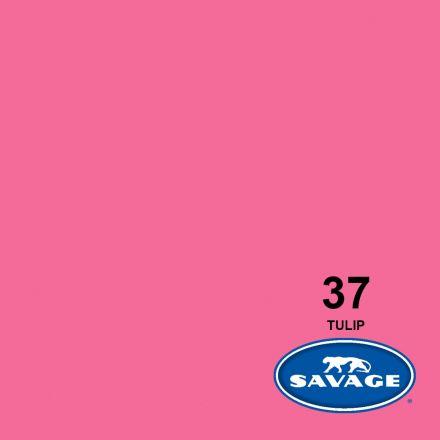 SAVAGE 37-12 WIDETONE SEAMLESS BACKGROUND PAPER TULIP (A1 2.72M X 11M)
