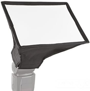 PHOTTIX SOFTBOX/FLASH STRAP SET