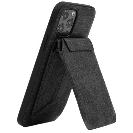PEAK DESIGN M-WA-AB-CH-1 MOBILE STAND SMARTPHONE WALLET (CHARCOAL)