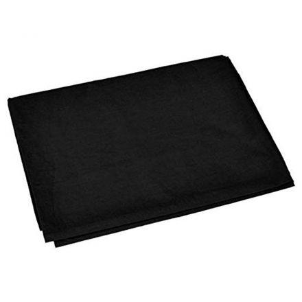 VISICO MUSLIN BACKGROUND 3X5M (BLACK)