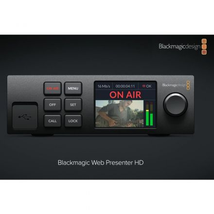 BLACKMAGIC BDLKWEBPTRPRO WEB PRESENTER HD