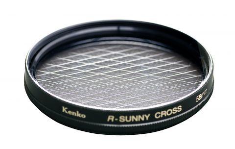 KENKO FILTER 72 S R-SUNNY CROSS