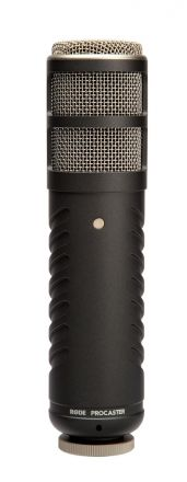 RODE PROCASTER BROADCAST QUALITY CARDIOID END DYNAMIC MICROPHONE