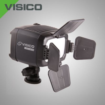 VISICO LED-20A ADVANCED BATTERY POWERED LED VIDEO LIGHT