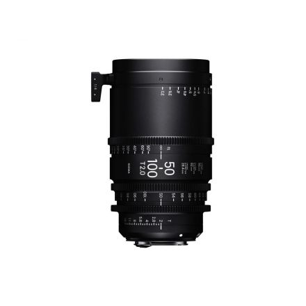 SIGMA CINE LENS 50-100MM T2 F/VE SONY E MOUNT (METRIC)